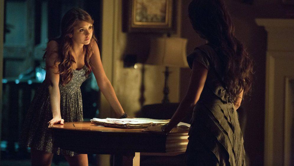 Folge 7: Der Tod und das Mädchen - Bildquelle: Warner Bros. Entertainment Inc.