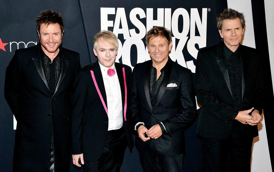 Fashion-Rocks-Duran-Duran-14-09-09-dpa - Bildquelle: dpa