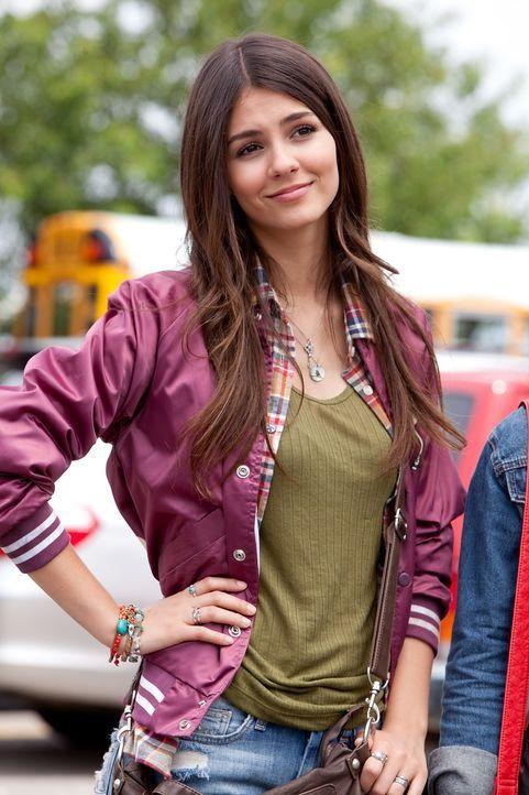 Wren (Victoria Justice) wird vom beliebtesten und coolsten Jungen der ganzen Schule zu einer Halloween-Party eingeladen, aber ihr Bruder macht ihr e... - Bildquelle: (2014) Paramount Pictures. All Rights Reserved.