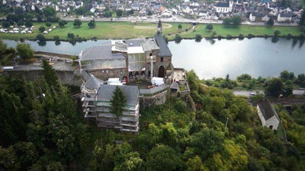 Bild Geschichte - Die verpackte Burg