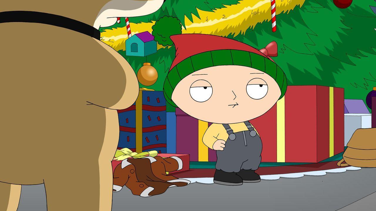 Erlebt ein ganz besonderes Weihnachtsfest: Stewie ... - Bildquelle: 2014 Twentieth Century Fox Film Corporation. All rights reserved.