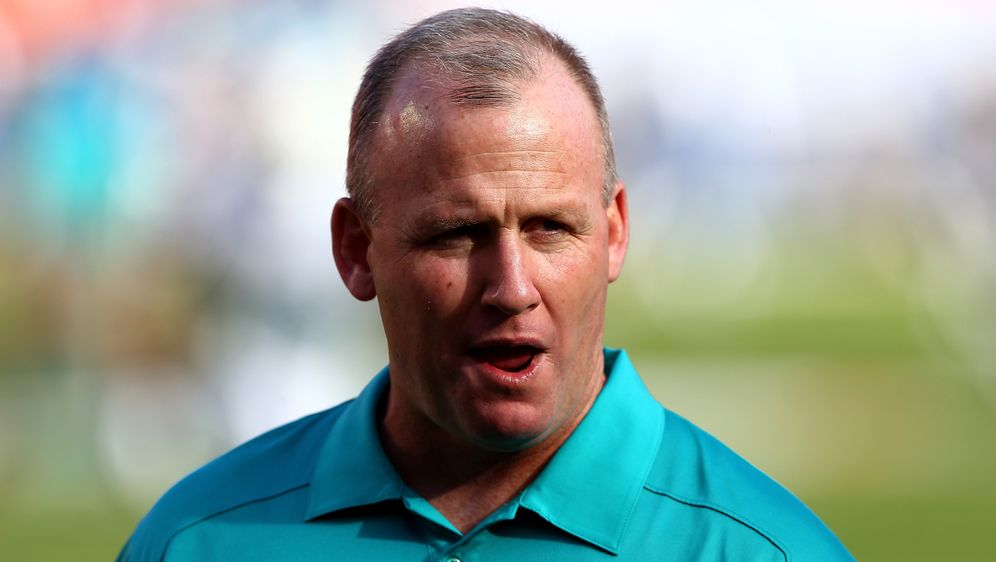 Jim Turner sorgte 2012 für einen Mobbing-Skandal bei den Miami Dolphins. - Bildquelle: Getty Images