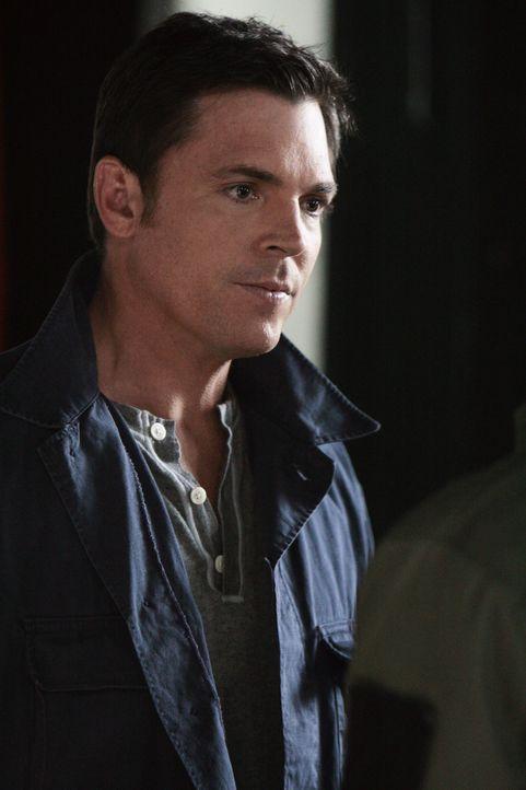 Er würde lieber mit Kyle alleine arbeiten: Tom Foss (Nicholas Lea) hat jedoch keine andere Wahl und muss sich dem Wunsch von Kyle beugen ... - Bildquelle: TOUCHSTONE TELEVISION