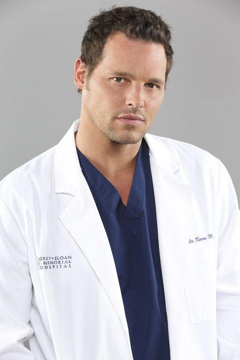 (11. Staffel) - Neue Herausforderungen warten täglich auf Dr. Alex Karev (Justin Chambers) ... - Bildquelle: ABC Studios