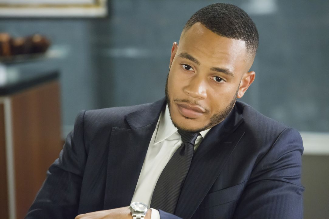 Andre (Trai Byers) versucht, eine Balance zwischen seinem Glauben und seiner Karriere herzustellen, während Cookie Zeit mit ihrem neuen Lover verbri... - Bildquelle: Chuck Hodes 2015-2016 Fox and its related entities.  All rights reserved.