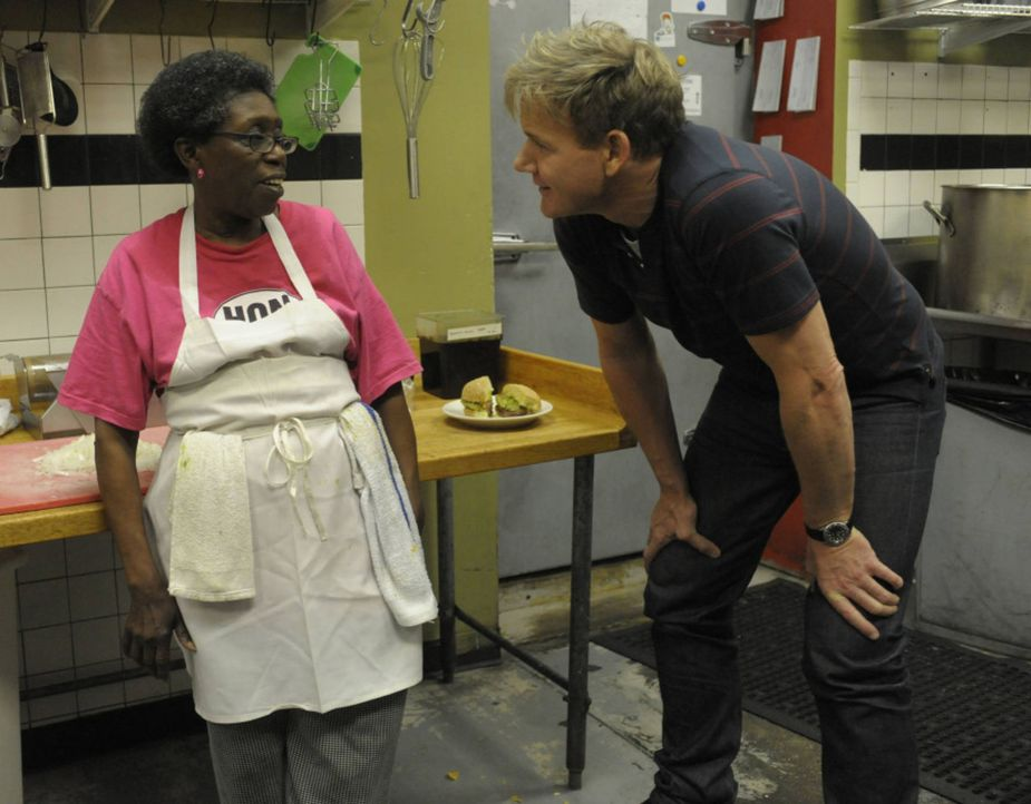Gordon Ramsay (r.) - Bildquelle: FOX