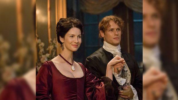 """""""Outlander"""" mit Sam Heughan: Große Weihnachtsüberraschung für die Fans"""