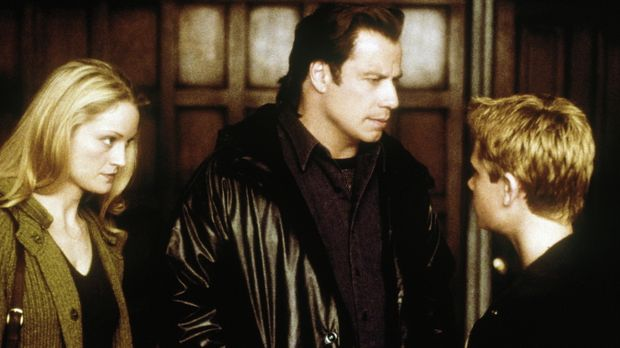 Frank Morrison (John Travolta, M.) hat nach der Scheidung von Susan (Teri Pol...