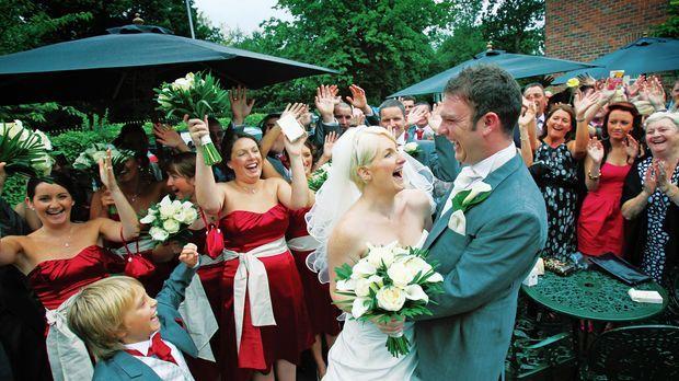 Kann Sean im Alleingang eine märchenhafte Hochzeit auf die Beine stellen? Mit...
