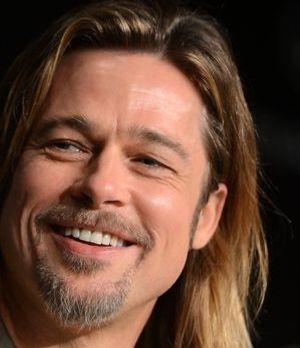 Brad Pitt Porträt