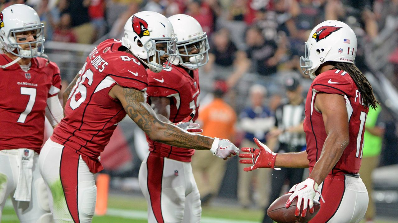 Arizona Cardinals (3 Spieler) - Bildquelle: imago/UPI Photo