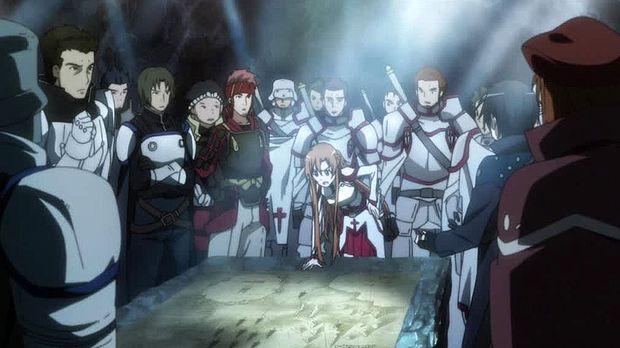 Sword Art Online - Sword Art Online - Staffel 1 Episode 5: Vorfall In Den Eigenen Reihen