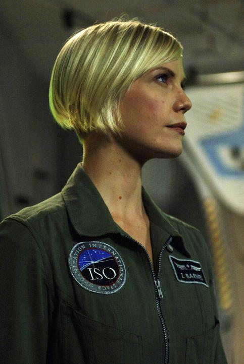 Das Leben in Weltall ist nicht immer leicht: Zoe (Laura Harris) ... - Bildquelle: 2009 Fox Television Studios.