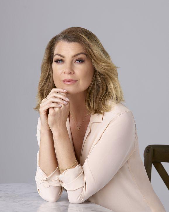 (13. Staffel) - Der berufliche wie auch der private Stress nimmt nicht ab: Meredith (Ellen Pompeo) ... - Bildquelle: Bob D'Amico 2016 American Broadcasting Companies, Inc. All rights reserved.
