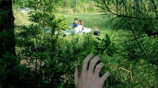 Noch sind Jenna Nannetti und Michael Simons glücklich ... © M2 Pictures