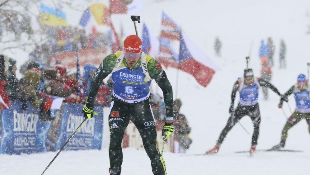 Der DSV zieht ein positives Fazit der Biathlon-WM - Bildquelle: PIXATHLONPIXATHLONSID