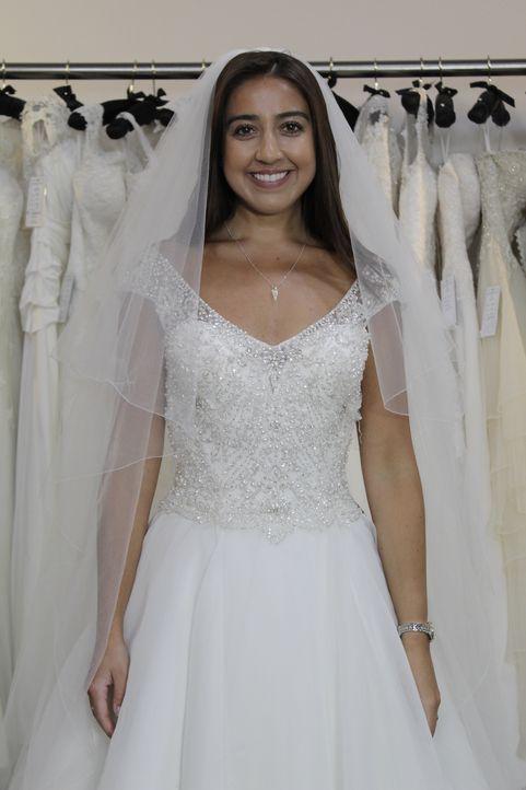 Ein Kleid für die goldene Hochzeit - Bildquelle: TLC & Discovery Communications