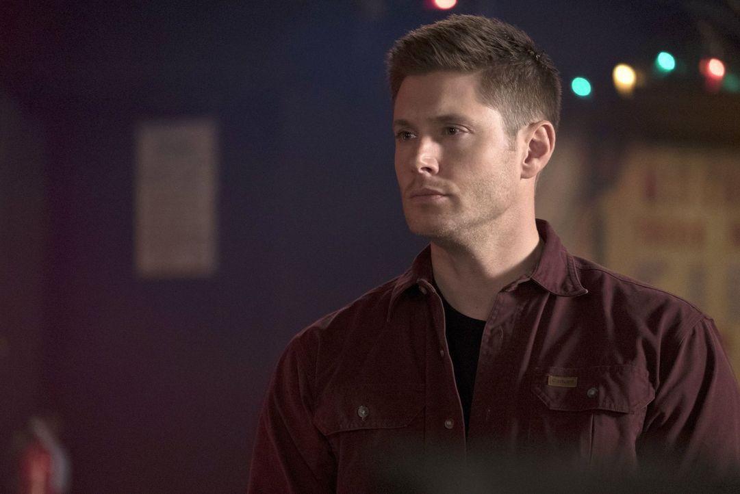 Verfällt Dean (Jensen Ackles) vollkommen dem bösen Einfluss des Mals und verliert die Kontrolle über sich selber? - Bildquelle: 2016 Warner Brothers