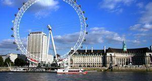 London Eye London Pixabay