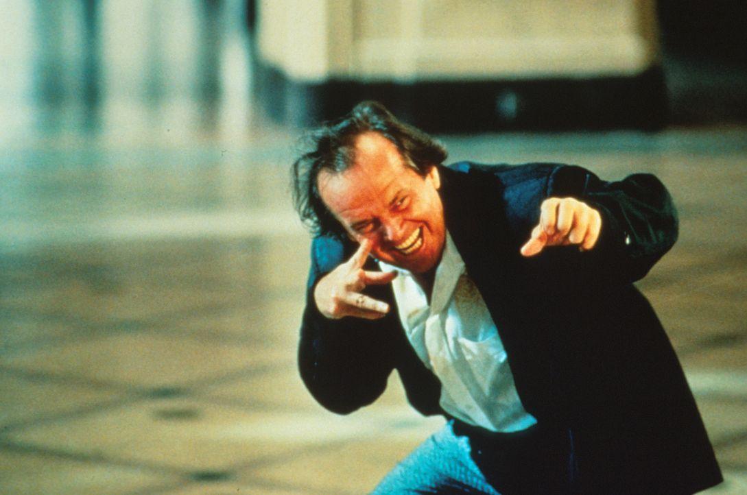 Die Geister, die ich rief: Hexenmeister Daryl Van Horne (Jack Nicholson) hat nicht mit der Gelehrigkeit seiner drei Gespielinnen gerechnet ... - Bildquelle: Warner Bros.