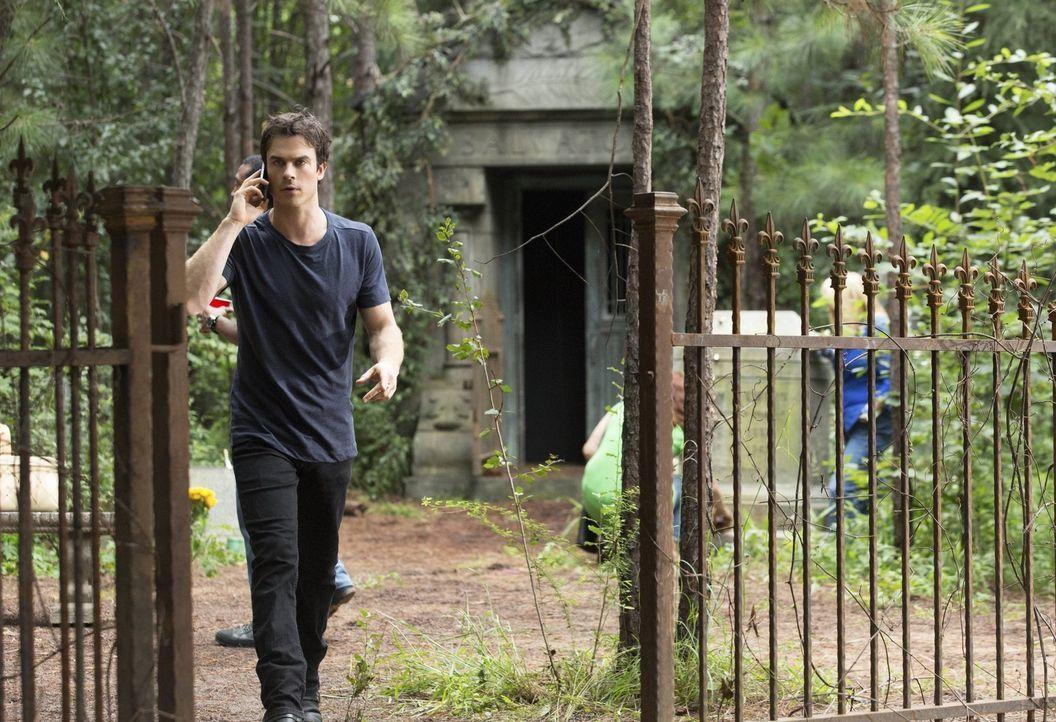 Wird es Damon (Ian Somerhalder) gelingen seinen Bruder wieder zu dem zu machen, wer er einmal war? - Bildquelle: Warner Brothers