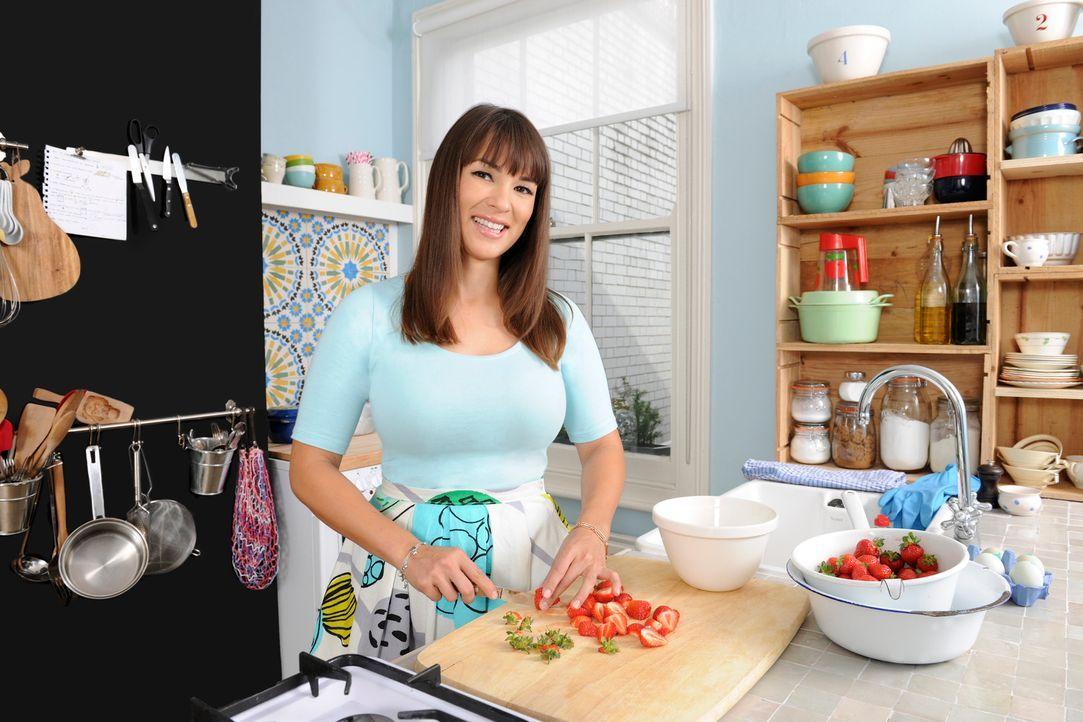 Dieses Mal holt sich Rachel Khoo ganz Europa in ihre Küche ... - Bildquelle: Des Willie BBC Worldwide 2013