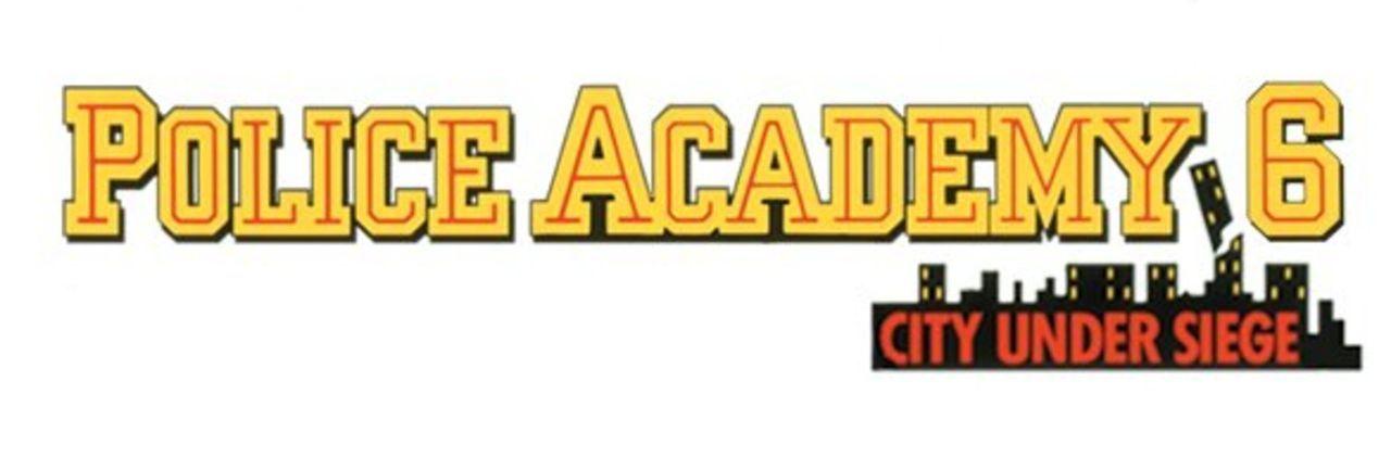 Police Academy 6 - City Under Siege - Logo - Bildquelle: Warner Brothers International