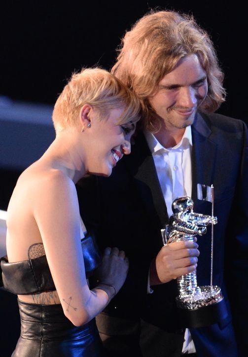 Jesse-Miley-Cyrus-14-08-24-MTV-VMAs-AFP - Bildquelle: AFP