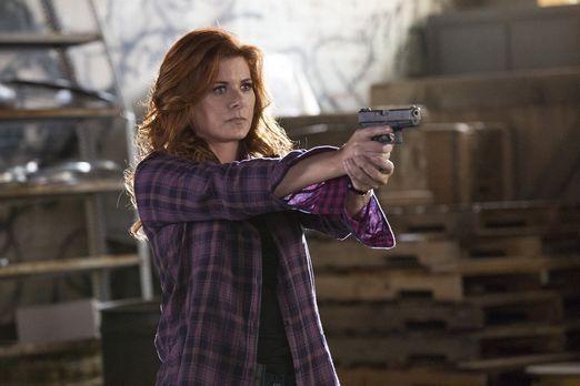 Detective Laura Diamond - Laura (Debra Messing) wird mit ihrem alten Captain...