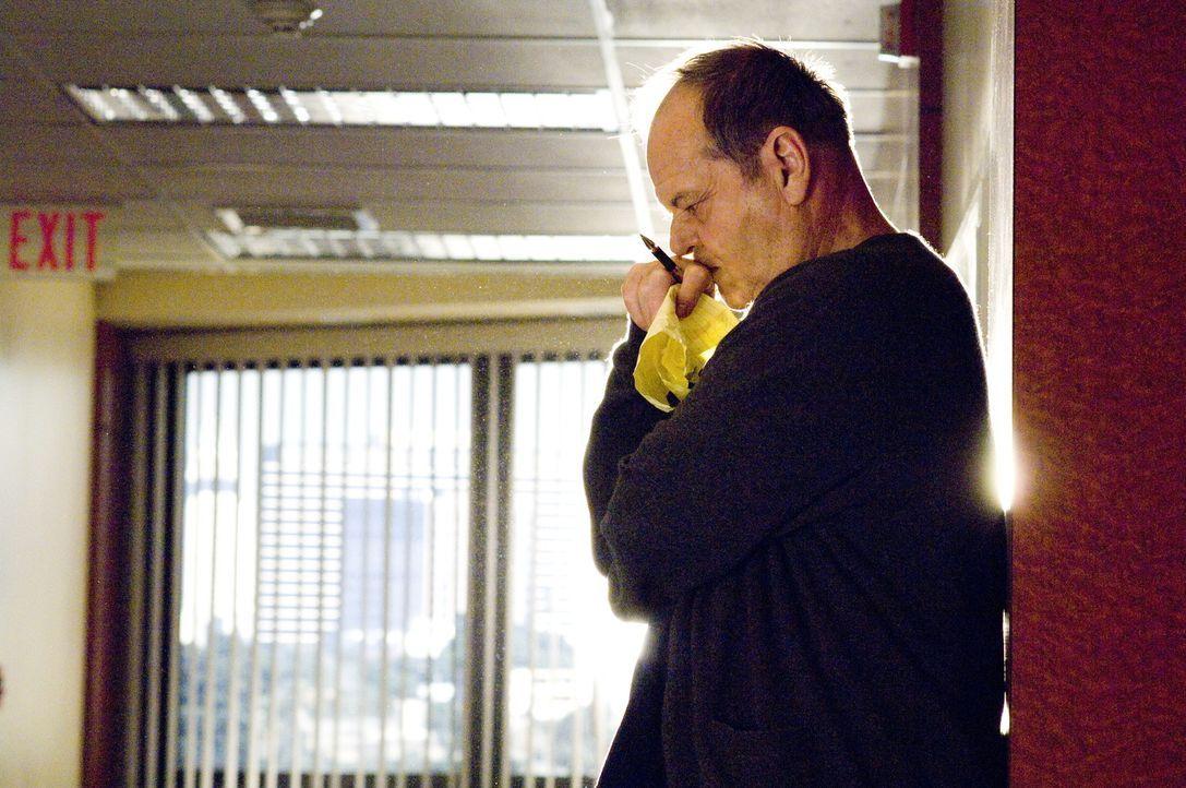 Ist geschockt, als er erfährt, dass er an Krebs leidet und nur noch wenige Monate zu leben hat: Edward Cole (Jack Nicholson) ... - Bildquelle: TM and   2007 Warner Bros. Entertainment Inc. All Rights Reserved.