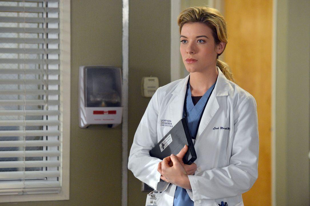 Eine berufliche Auseinandersetzung bringt Leah (Tessa Ferrer) für ihr Privatleben eine neue, wichtige Erkenntnis ... - Bildquelle: ABC Studios