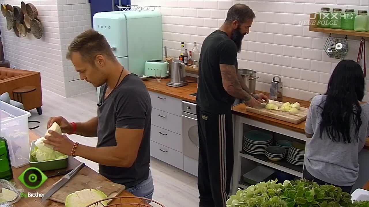Die Küchenchefs - Bildquelle: sixx
