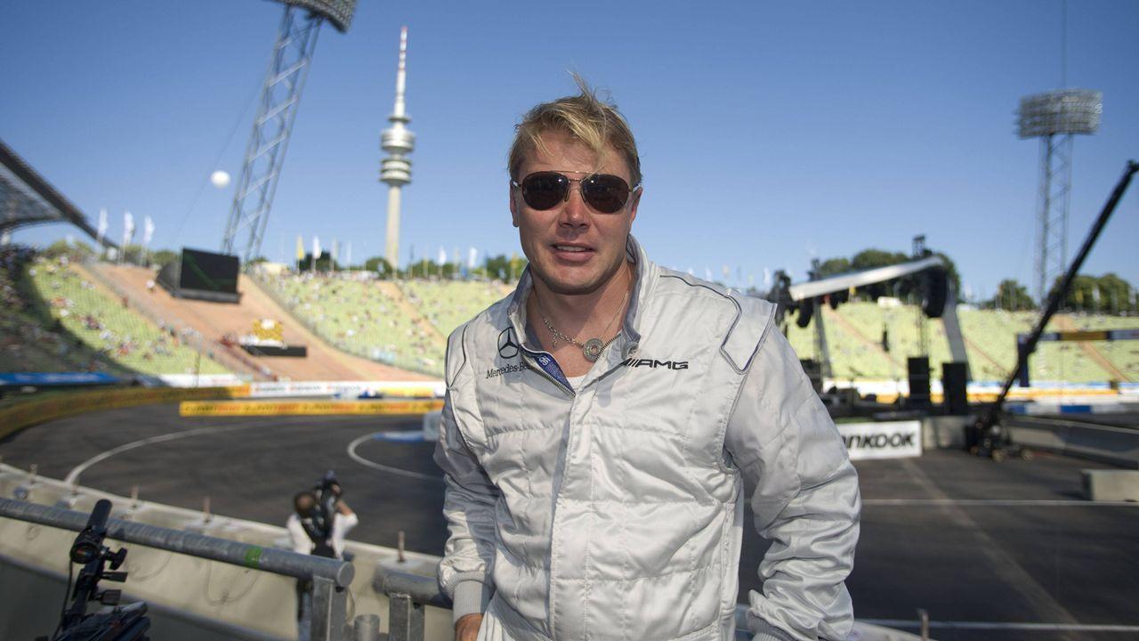 Mika Häkkinen – 161 Formel-1-Rennen - Bildquelle: imago sportfotodienst