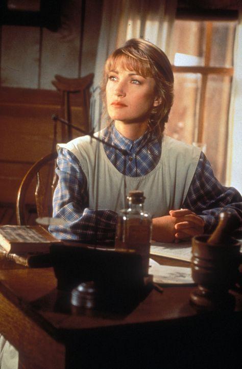 Muss unentwegt gegen das Vorurteil ankämpfen, eine Frau könne keine gute Ärztin sein: Dr. Quinn (Jane Seymour) ... - Bildquelle: CBS Studios Inc. All Rights Reserved.