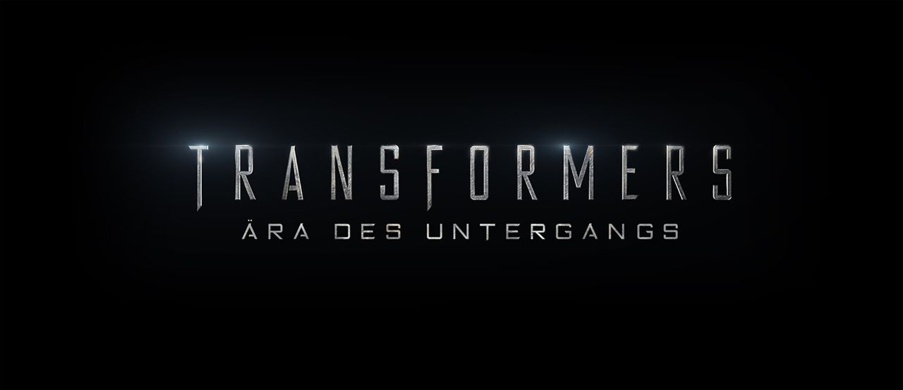 Transformers: Ära des Untergangs - Logo - Bildquelle: (2016) Paramount Pictures. All Rights Reserved. TRANSFORMERS, its logo & all related characters are trademarks of Hasbro & are used with permission.