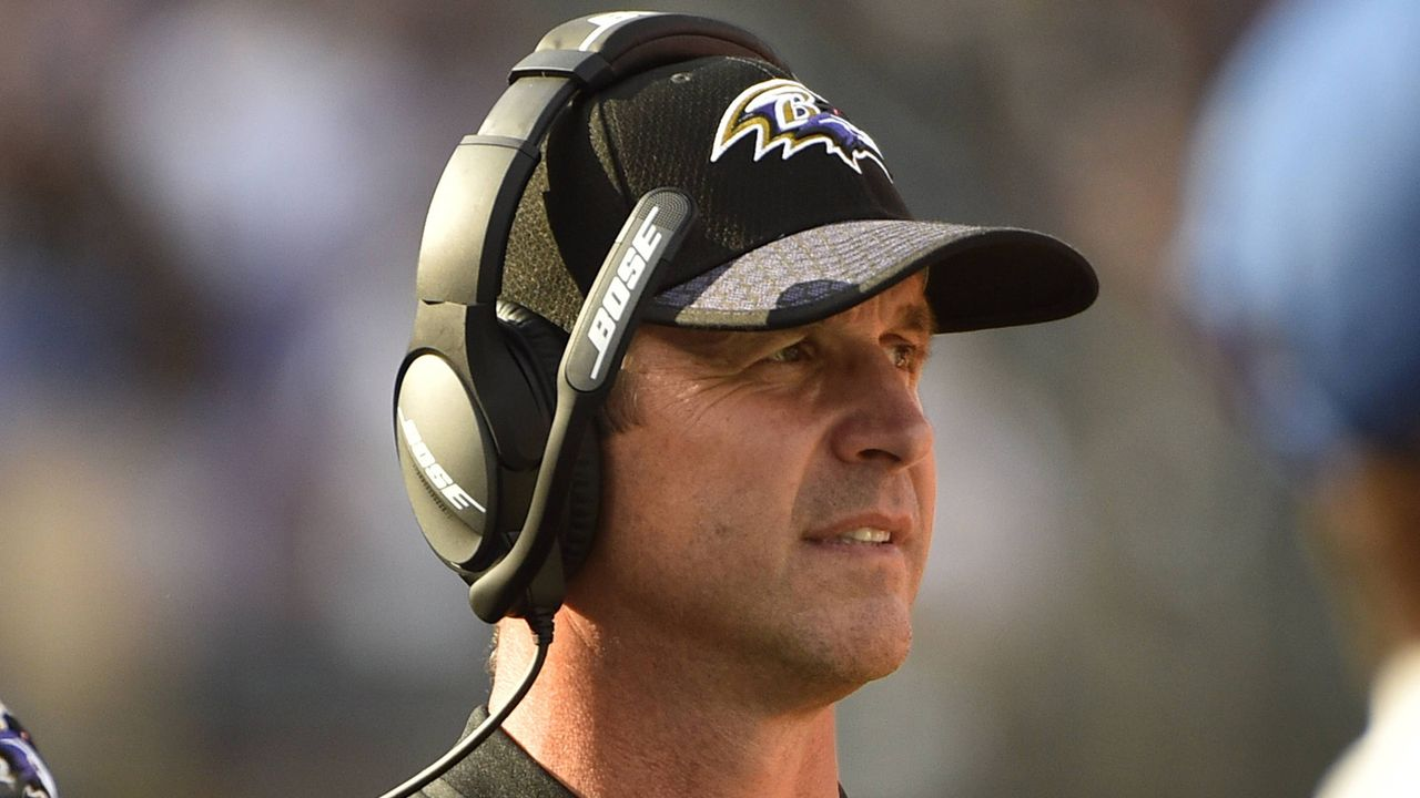 John Harbaugh (Baltimore Ravens) - Bildquelle: imago/UPI Photo