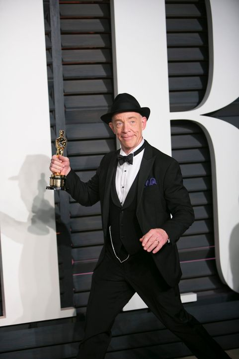 Oscars-Vanity-Fair-Party-JK-Simmons-150222-AFP - Bildquelle: AFP