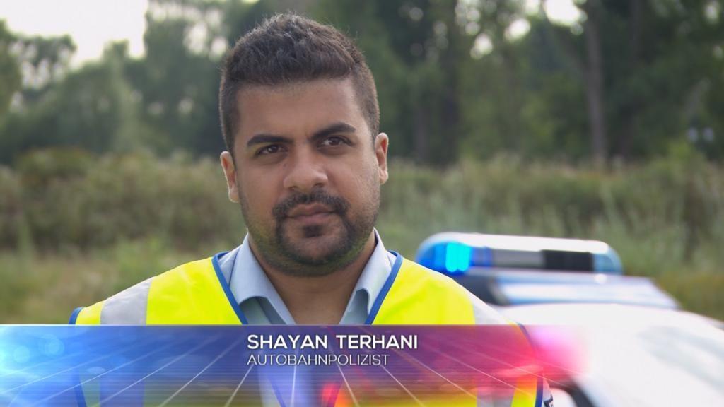 POL - Shayan Terhani - Bildquelle: SAT.1