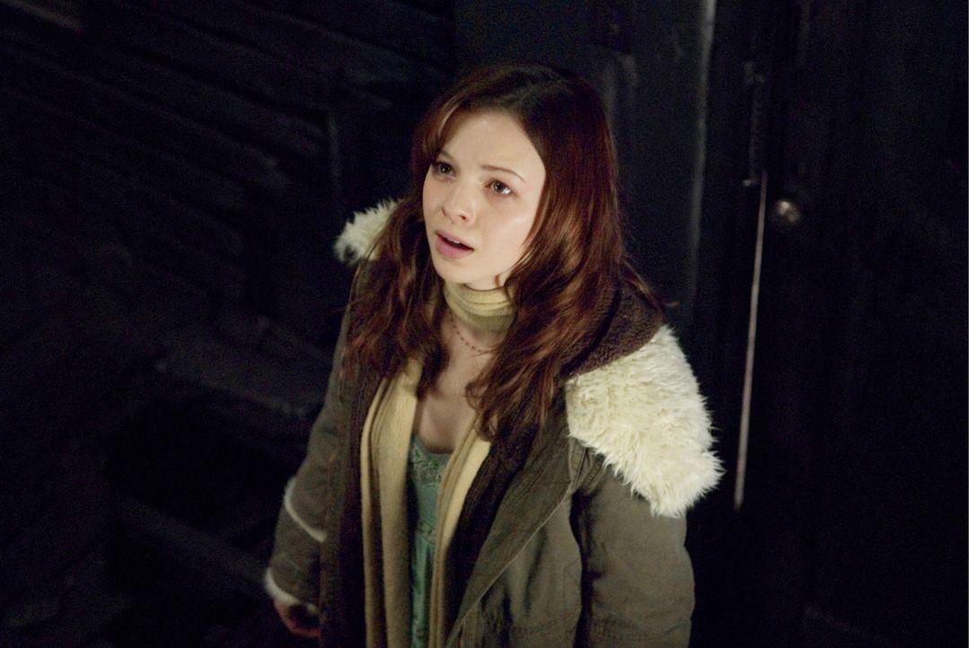 Aubrey Davis (Amber Tamblyn) erfährt von ihrer Mutter, dass ihre Schwester ein Haus in Brand gesteckt hat, um ihrem Freund das Leben zu retten. Doch... - Bildquelle: Ghost House Pictures