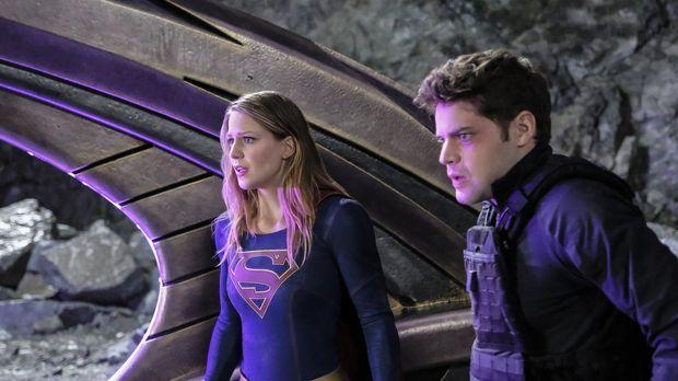 Supergirl - Supergirl - Staffel 2 Episode 9: Flucht Vom Sklaven-mond