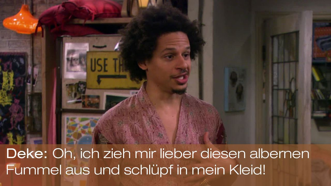 2-Broke-Girls---0316--Zitat-07 - Bildquelle: Warner Brothers
