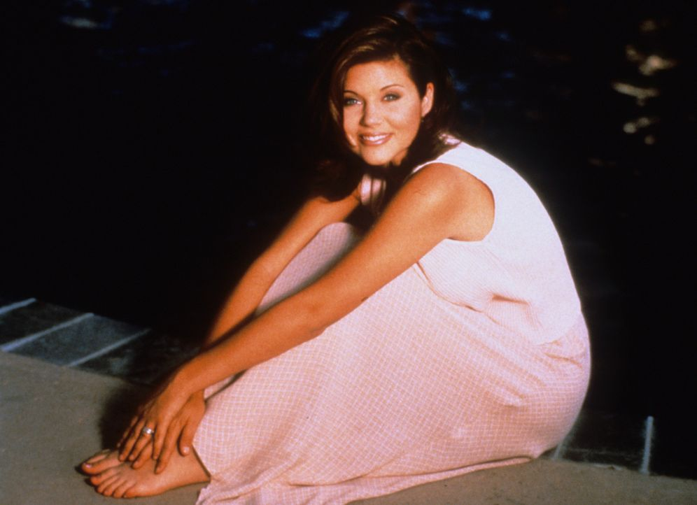 (6. Staffel) - Sie spielt das nette Mädchen von nebenan, hat es aber faustdick hinter den Ohren: Valerie Malone (Tiffani Thiessen) - Bildquelle: Paramount Pictures
