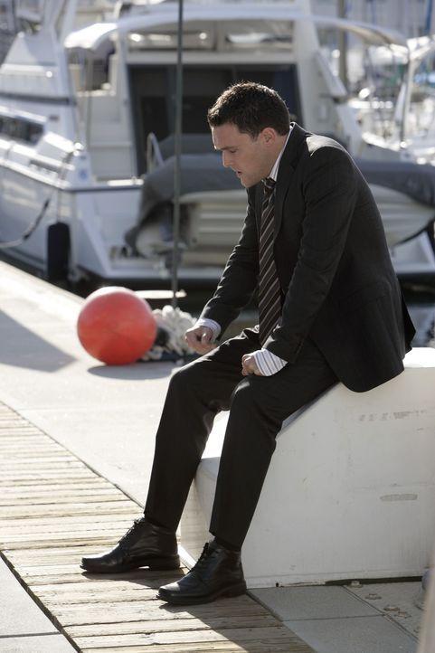 Ermittelt in einem neuen Fall: Wayne Rigsby (Owain Yeoman) ... - Bildquelle: Warner Bros. Television