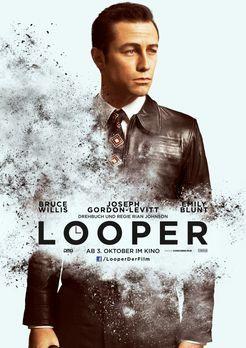 Looper - Looper - Plakatmotiv - Bildquelle: 2012 Concorde Filmverleih GmbH