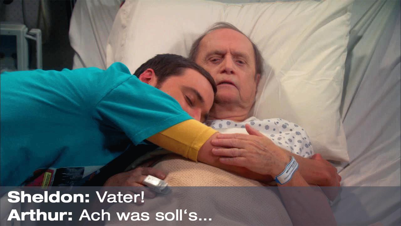 Staffel 6 Folge 22 - Zitat 9 - Bildquelle: Warner Bros. Television
