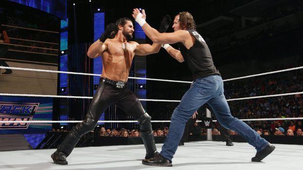 SmackDown 26. Juni