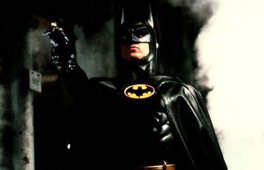 Batman - Als Batman, ein fledermausähnliches Phantom, bewacht Millionär Bruce...