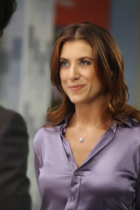 Addison (Kate Walsh) muss mit dem neuen Onkologen, Dr. Rodriguez, zusammenarbeiten, um ein neugeborenes Baby mit einem bösartigen Tumor zu behandel... - Bildquelle: ABC Studios