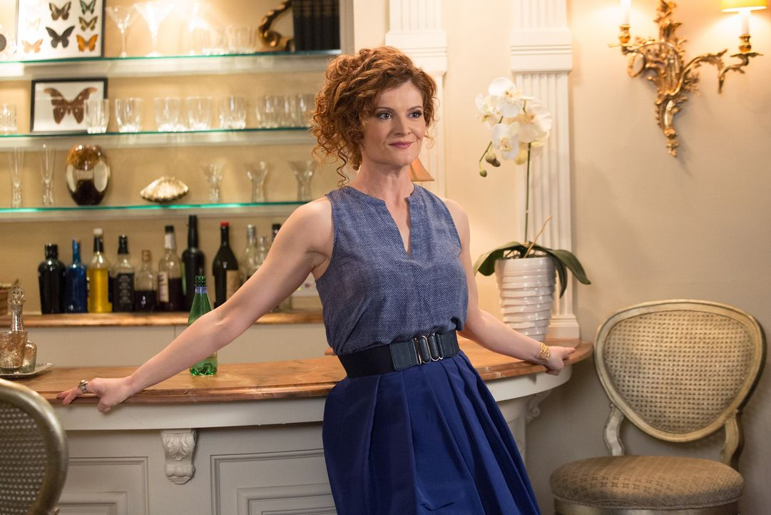 Wie weit würde Evelyn (Rebecca Wisocky) für ihre Affäre gehen? - Bildquelle: 2014 ABC Studios
