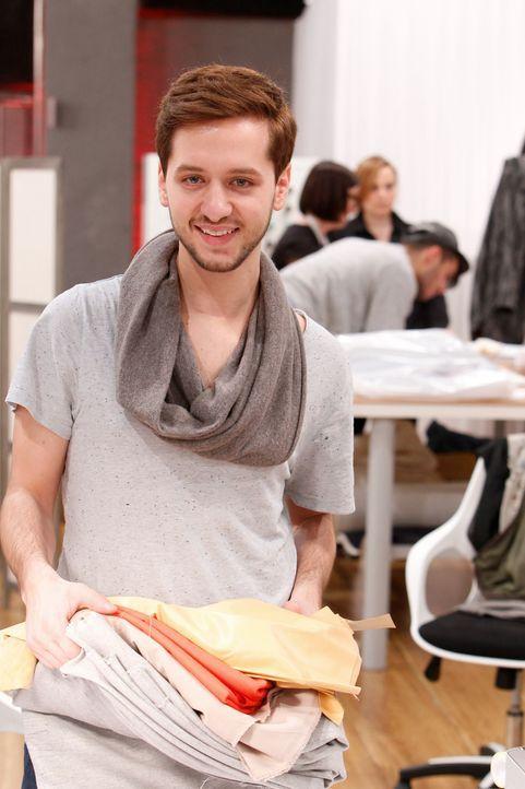 Fashion-Hero-Epi03-Atelier-06-Pro7-Richard-Huebner - Bildquelle: Richard Hübner / Pro 7